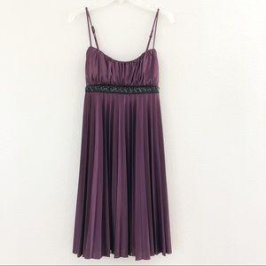 Purple dress. Speechless Sz medium.